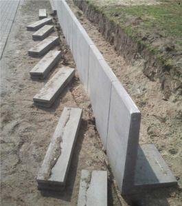 betondingen-maken van verhoogde borders