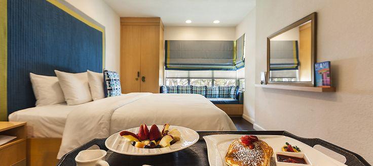 South Beach Hotel Rooms | The Hotel of South Beach | Miami, FL