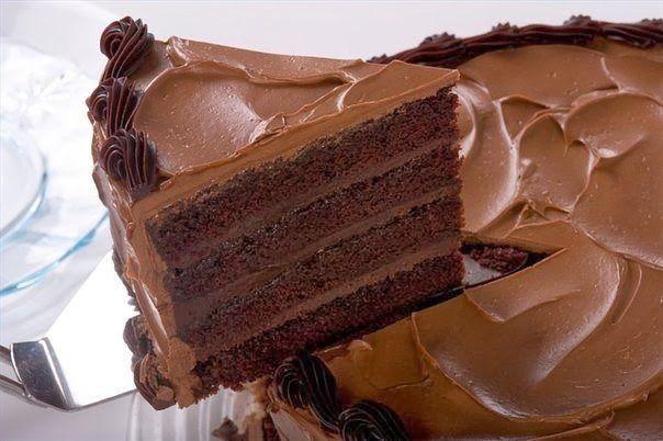 шеф-повар Одноклассники: Шоколадный торт со сгущенкой