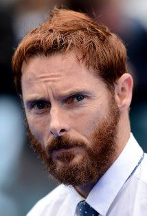 Sean Harris #mygingerobsession