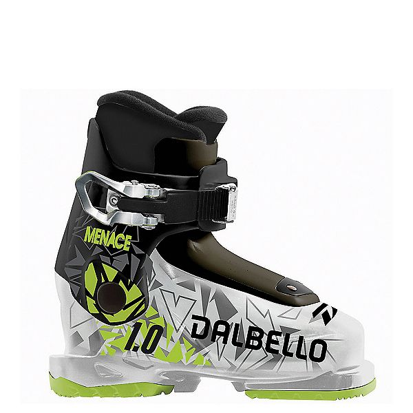SIZE 14.5 -- Dalbello Menace 1.0 Kids Ski Boots 2018