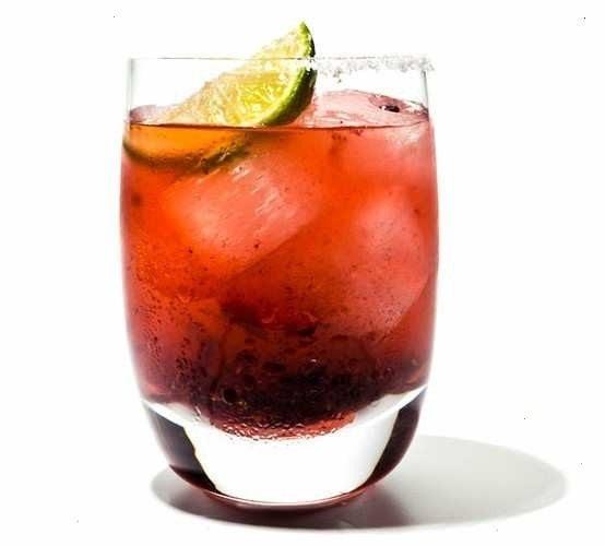 Blackberry margarita | Favorite Recipes | Pinterest