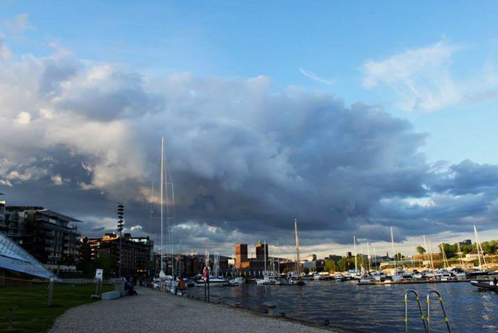 Oslo, harbour