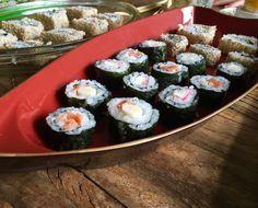 Sushi do Matheus Zuck | Japonesa | The Voice Brasil - Receitas Gshow