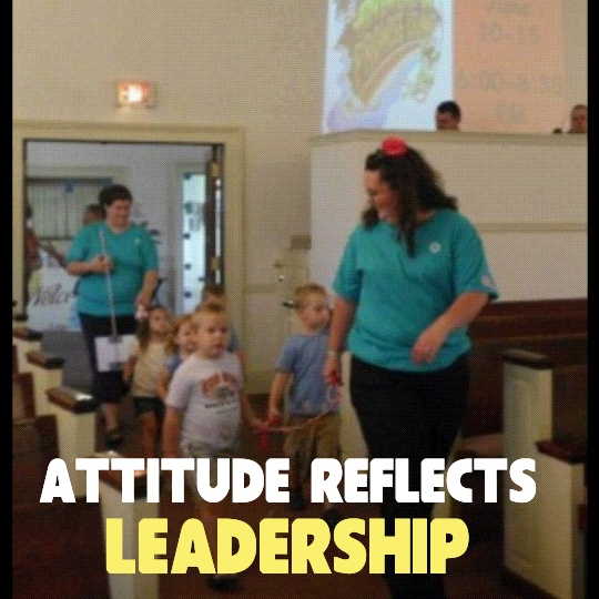 attitude reflects leadership If attitude reflects leadership, the constant optimism and critical thinking coming  from these thought leadership blogs reflects the attitude of the.