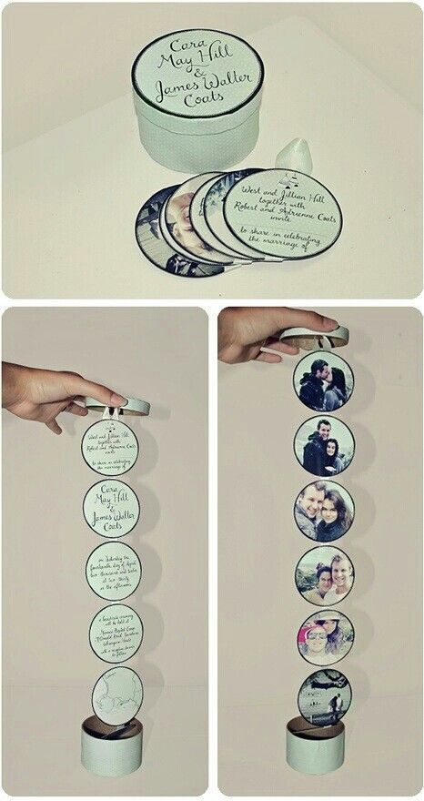 The invitations ♥♥♥