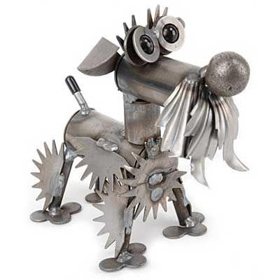 Yardbirds Metal Animal Sculptures