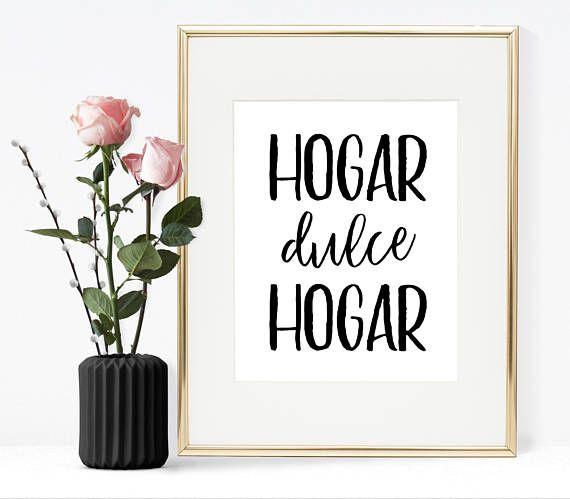 Arte Para Imprimir Hogar Dulce Hogar Frase Para Imprimir Esta