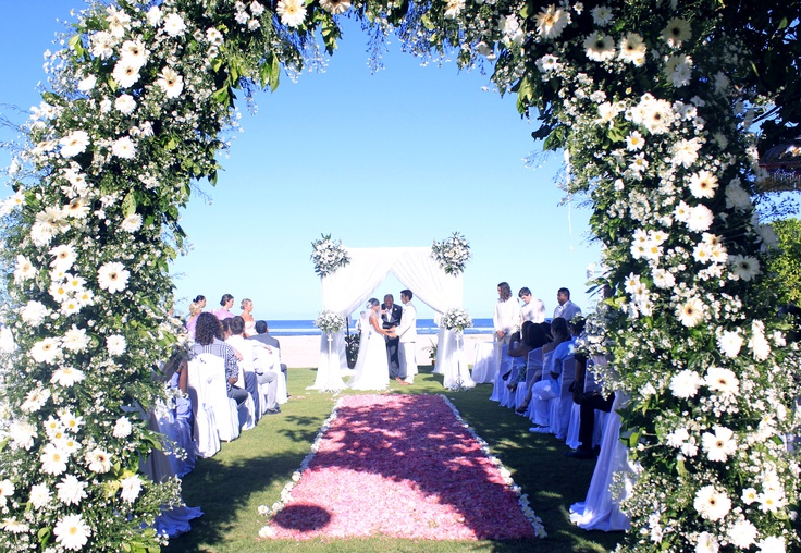 "Just say ""I Do"" at Ayodya Resort Bali."