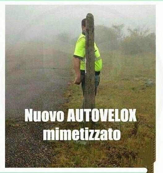 Autovelox mimetizzatp