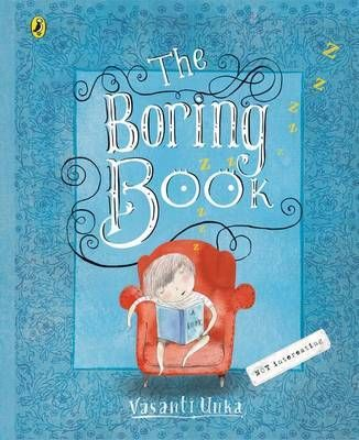 2014 Picture Book finalist: When the words in a tedious tome decide that life is just too dull, they escape. The words jump into street signs, they leap onto shop signs, they decorate pathways and roadways and ponds. But one day they go too far...Award-winning illustrator Vasanti Unka has created a picture book complete with lift-the-flap inserts which is as ingenious as it is delightful. The Boring Book explores the importance of books and words in a fun and imaginative way.
