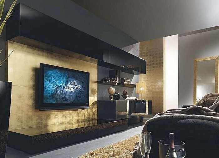 Luxury Living Rooms With Tv 57 best tv panel images on pinterest | architecture, entertainment