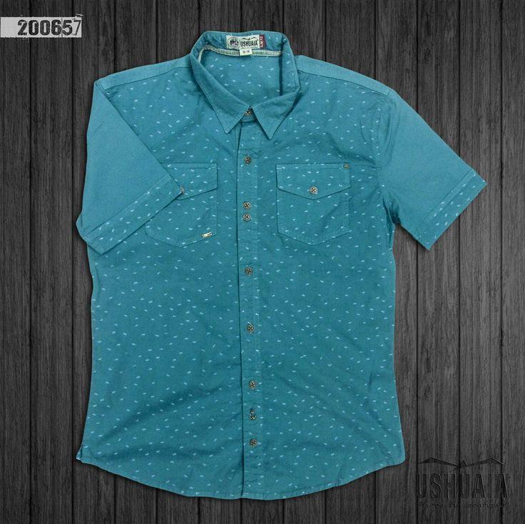 camisa-hombre-manga-corta-mini-prints-color-verde-200657