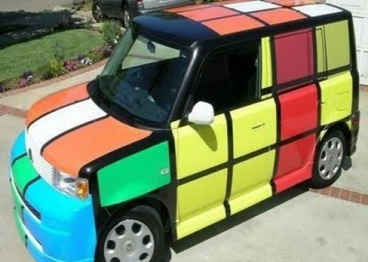 How To Turn A Rubik S Twist Into A Car