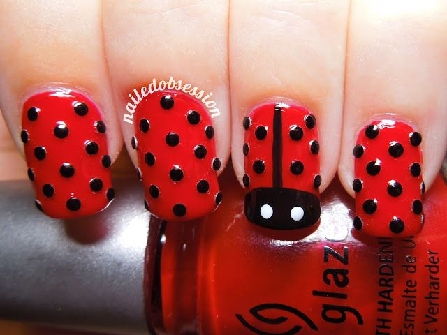 Lacquerheads of Oz: How to Use Studs & Rhinestones for Nail Art