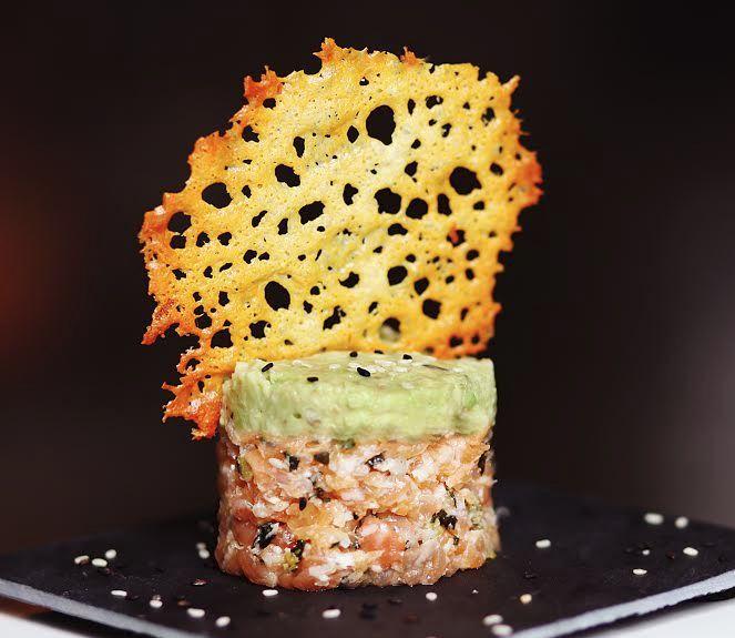 Tartare décoiffant de Saumon Parmesan Basilic et tartare asiatique au Rice Krispies | Max L'affamé