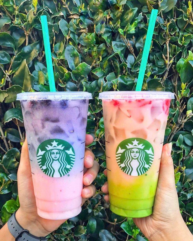 This Secret Starbucks 2-Toned Drink Is Taking Over Instagram   Fitness Magazine