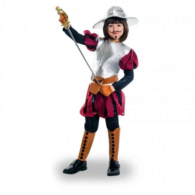 Disfraz de Don Quijote de la Mancha para niño #disfraces #carnaval #novedades2017