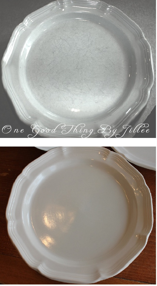 How to Make Your Scratched Dishes Look Like New Again