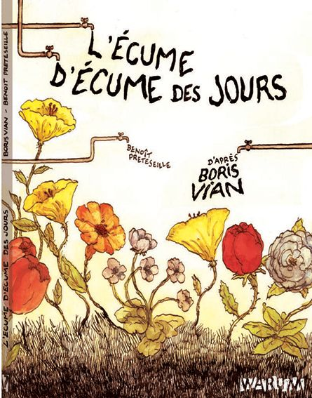 L'Écume des Jours by Boris Vian (1947)