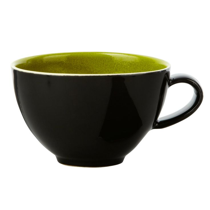 Green 'Pico' tea cup - Dinnerware - Debenhams.com