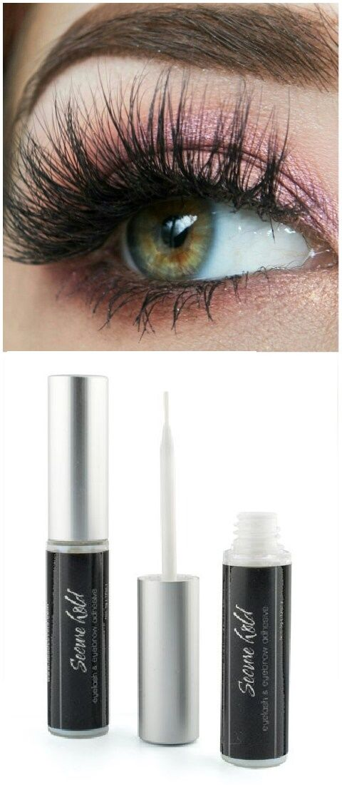Formulated for Headcovers.com by Cardani, our Secure Hold Eyelash and Eyebrow Glue is formulated for long-lasting staying power. This latex-free formula will keep your false eyelashes and eyebrows securely in place for days!