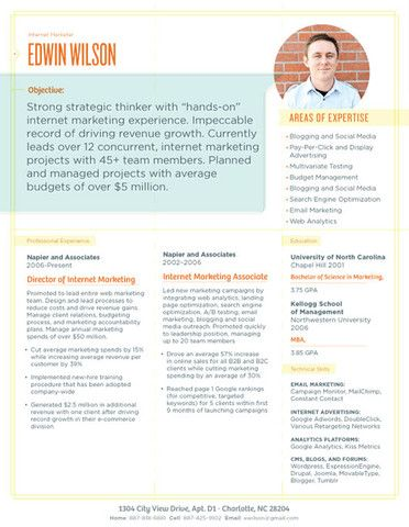 resume makeover by loft resumes - Loft Resumes Free