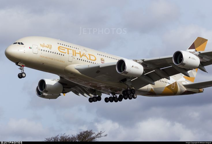 A6-APF | Airbus A380-861 | Etihad Airways | JetPhotos