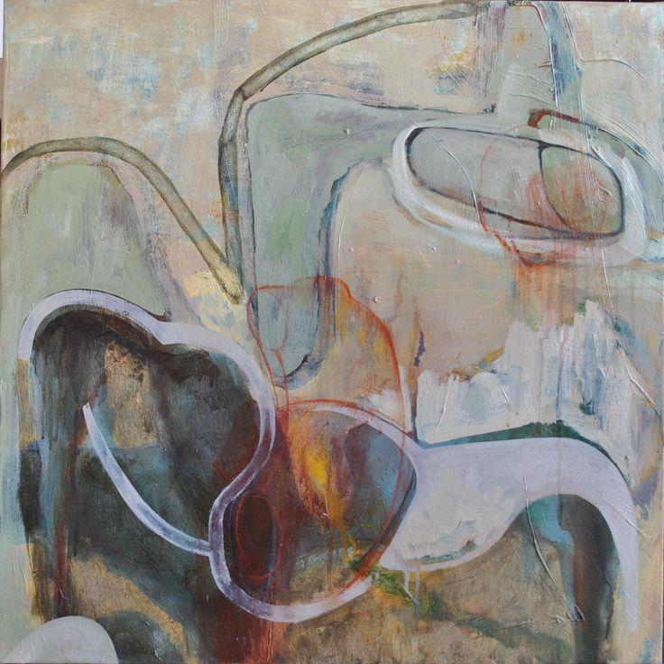 Diletta Boni 2016 - Untitled - Oil on Canvas - 50x50cm