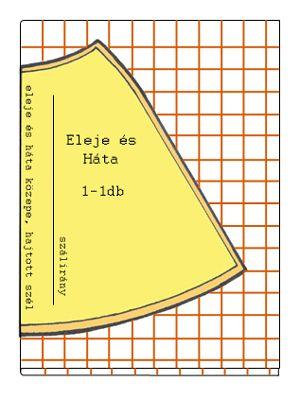 Szoknya szabásminta készítés 3. Harangszoknya szabása csíkos és kockás anyagból szabásminta szoknya szabásminta szoknya szabásminta készítése