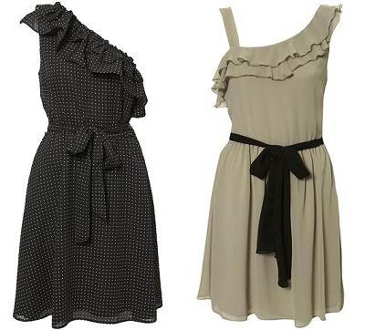 love one shoulder dresses !