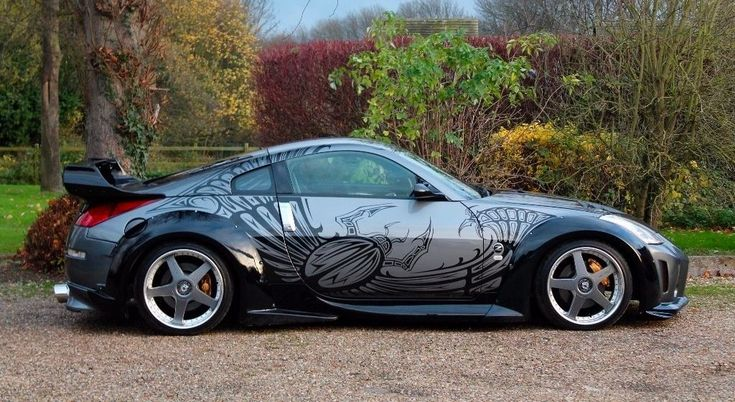 The Fast & Furious Tokyo Drift 350Z You About Is