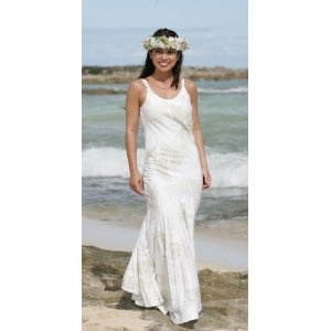 Princess Pauahi Hawaiian Wedding Dress - Alii Collection Hawaiian Print Beach Wedding Dress (Apparel)  http://howtogetfaster.co.uk/jenks.php?p=B000UKOJ3O  B000UKOJ3O
