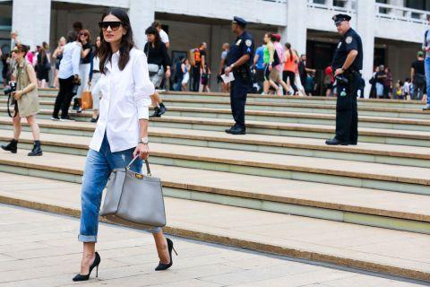 NYFW Street Style Photos - Spring 2015 New York Fashion Week Street Style Pictures