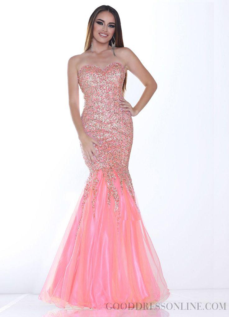 Bonito Vestidos De Sirena Prom 2013 Festooning - Ideas de Estilos de ...