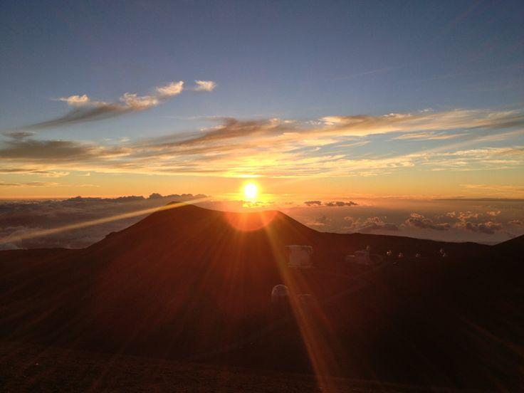 Mauna Kea Observatory Complex v Paauhau-Paauilo, HI