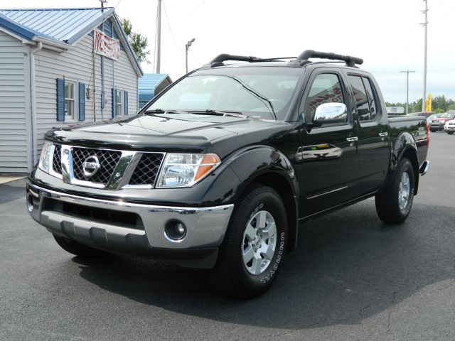 2005 Nissan Frontier Crew Cab Nismo Off Road Package