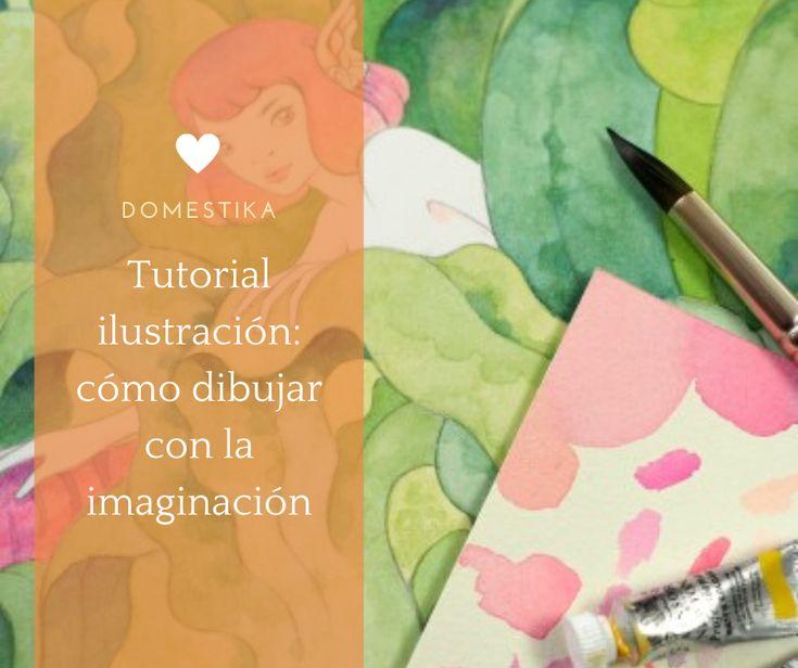 Aprende a dibujar la flora y la fauna utilizando como referencia el imaginario para encontrar un estilo propio con Violeta Hernández #diy #tutorial #affiliate #craft Diy, Fauna, Cover, Books, Crafts, Ideas, Craft Tutorials, Watercolor Beginner, Learn To Draw