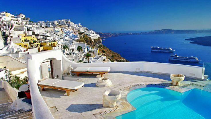 cool Топ-10 отелей Санторини Греция: незабываемый отдых на древнем острове в Эгейском море
