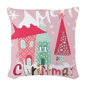 Διακοσμητικό Χριστουγιεννιάτικο μαξιλάρι www.babyart.gr