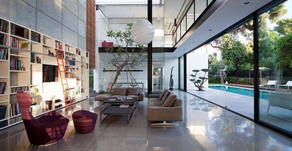 Contemporary Bauhaus on the French Carmel, Israel   HGTV Decor