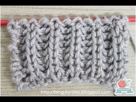 Para mais dicas de tricô e receitas visite: http://blog-by-day.blogspot.com
