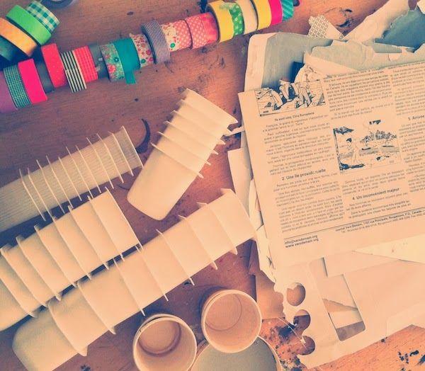 LE BLOG TALALILALA: Calendrier de l'avent en pot ! #DIY