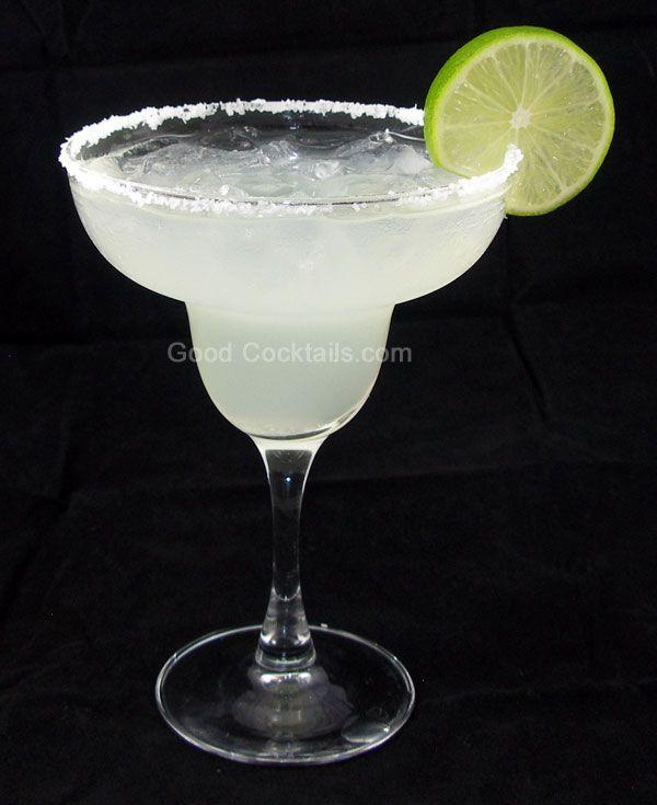 Margarita Mixed Drink Recipe, Add A