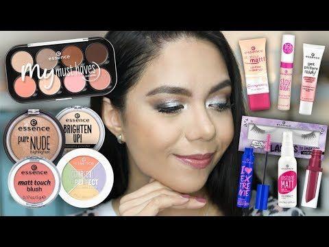 MAQUILLAJE COMPLETO CON PRODUCTOS ESSENCE + PRIMERAS IMPRESIONES | MARIEBELLE COSMETICS http://cosmetics-reviews.ru/2017/11/23/maquillaje-completo-con-productos-essence-primeras-impresiones-mariebelle-cosmetics/