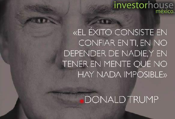 - Nuestra frase del día de hoy viernes -  www.investorhouse.com.mx