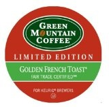 Green Mountain Coffee Golden French Toast,  K-Cup Portion Pack for Keurig K-Cup Brewers, 24-Count - http://www.freeshippingcoffee.com/k-cups/green-mountain-coffee-golden-french-toast-k-cup-portion-pack-for-keurig-k-cup-brewers-24-count/ - #K-Cups