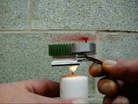 Thermoelectric Energy Harvesting