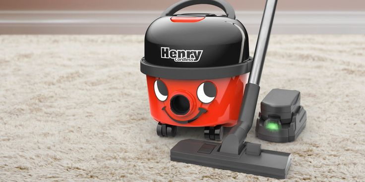 Numatic's Henry vacuum cleaner goes cordless – Which? News