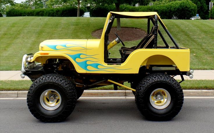 Jeep Cj 5 Classic Cars For Sale | All Collector Cars